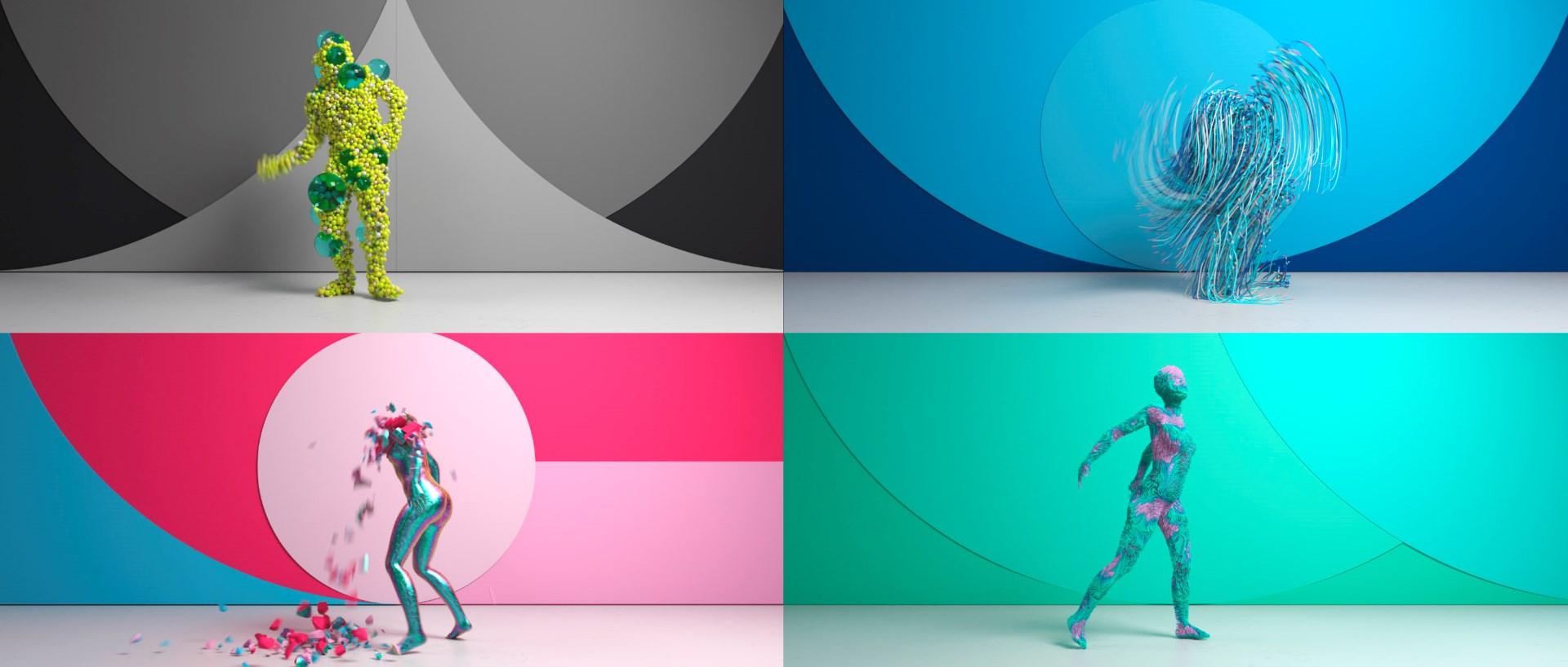 моушен дизайн картинки дыра