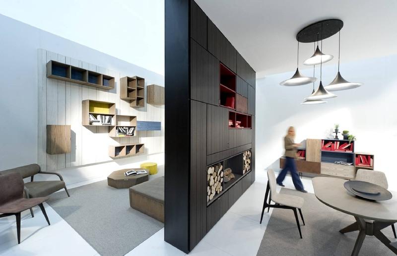 Дизайн современной мебели на Milan Furniture Fair