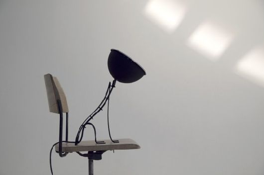 Fashionable lamps in animal style