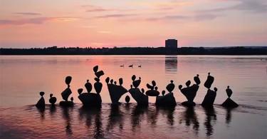 Майкл Граб: дерзкий вызов гравитации в сооружениях из камня