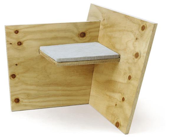 Угловой стул
