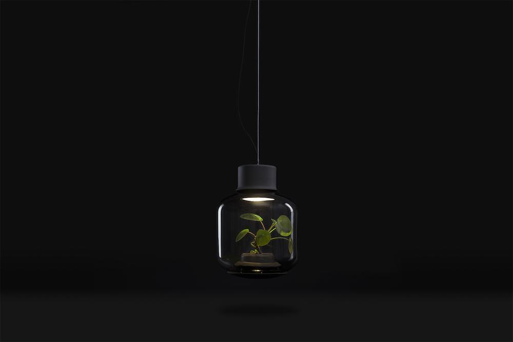 Инновационный дизайн от студии Nui: эко лампы Mygdal