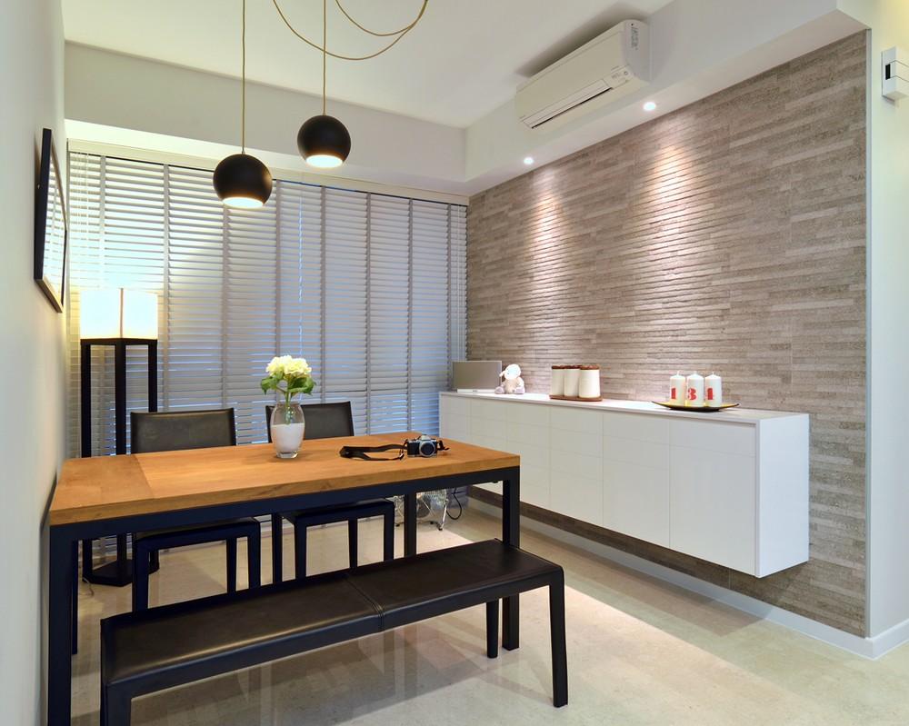 Интерьер квартиры от knq associates