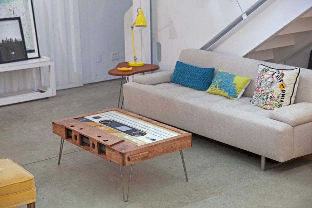 Микстейпы в интерпретации мебельных дизайнеров