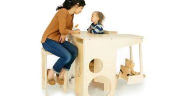 От двух до двенадцати: многофункциональная детская мебель UpUp
