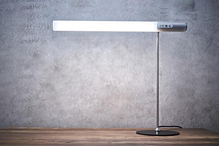 Модель настольной лампы от HEAVN
