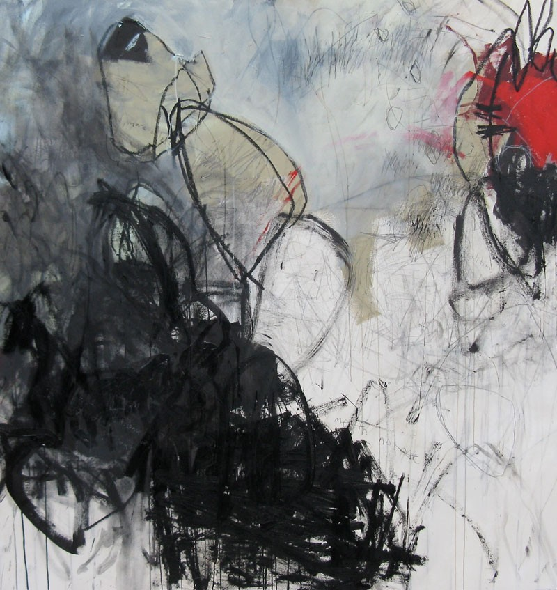 Abstract composition - the work of artist Jason Craighead