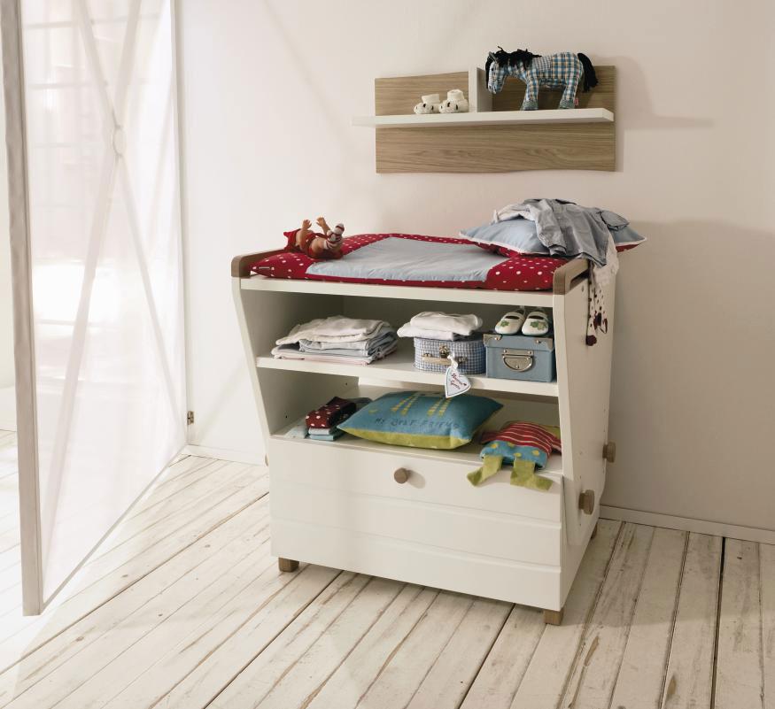 Детская мебель от знаменитой корпорации Hulsta