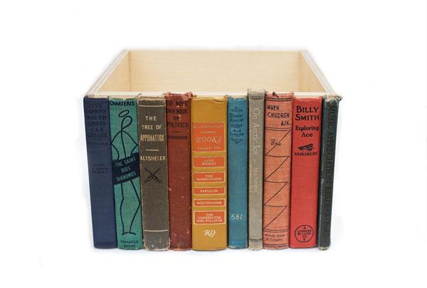 Книги в качестве системы хранения