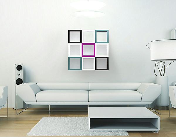 Square wall design