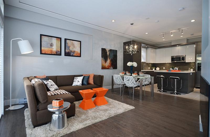 Очаровательный дизайн интерьера комнаты
