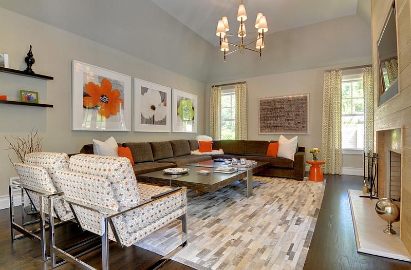 Дивный дизайн интерьера комнаты