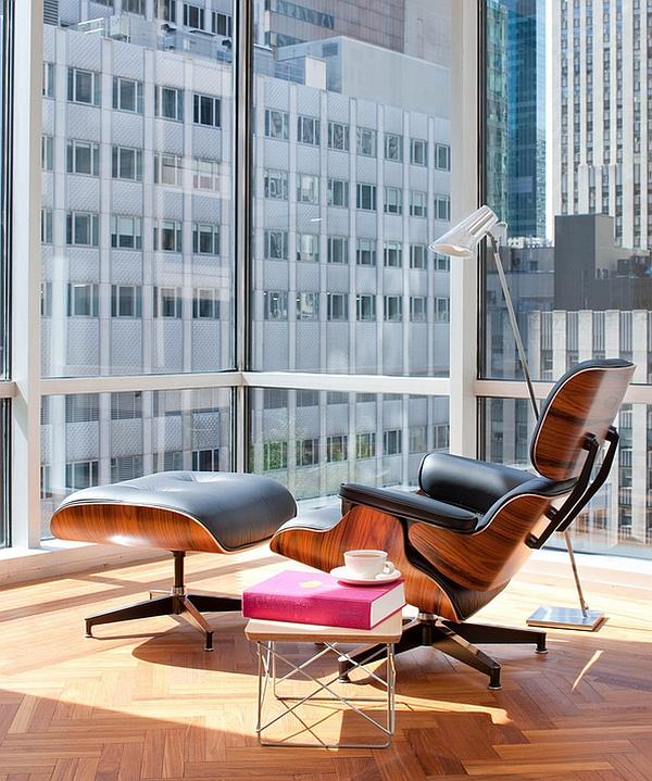 Уникальный дизайн интерьера комнаты