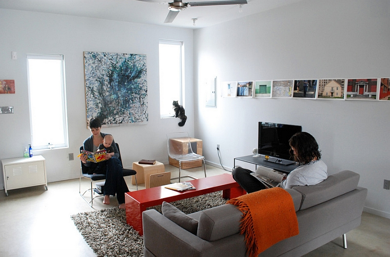 Чудный дизайн интерьера комнаты
