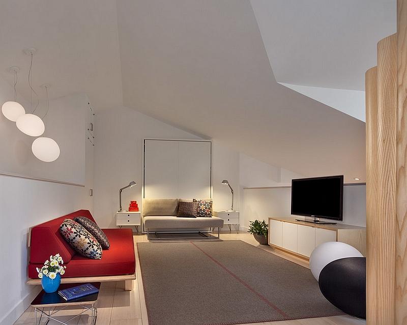 Превосходный дизайн интерьера комнаты
