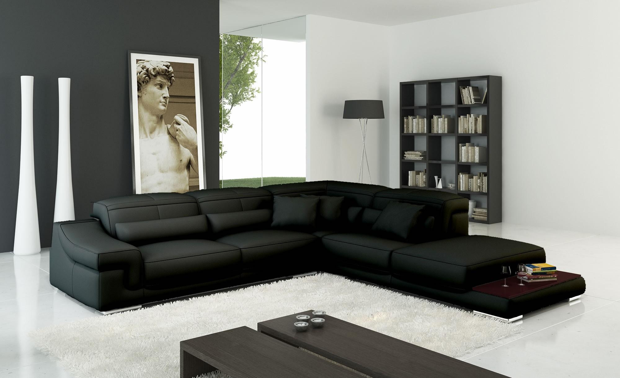угловой диван фото в интерьере