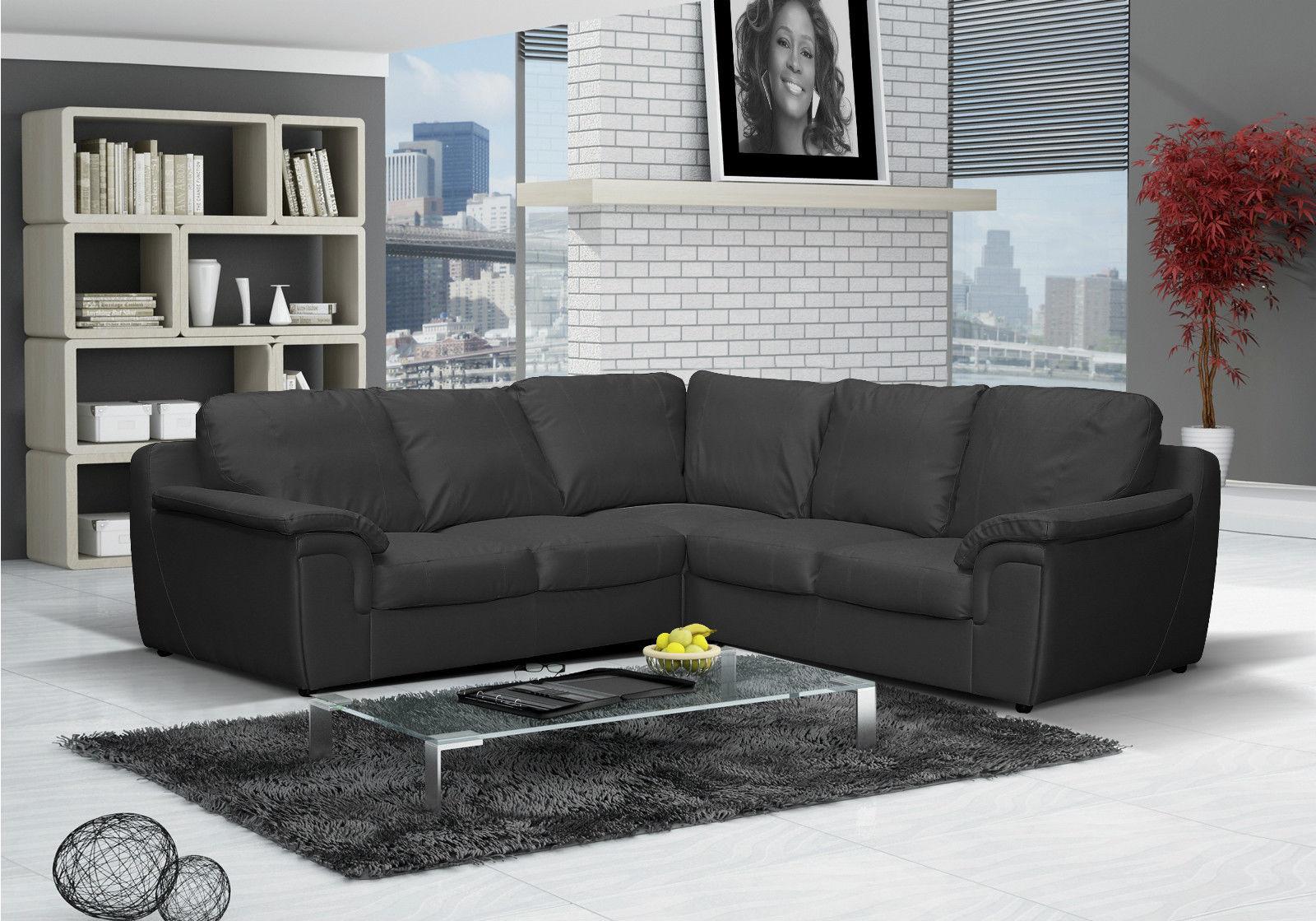 Удивительный мягкий угловой диван в интерьере