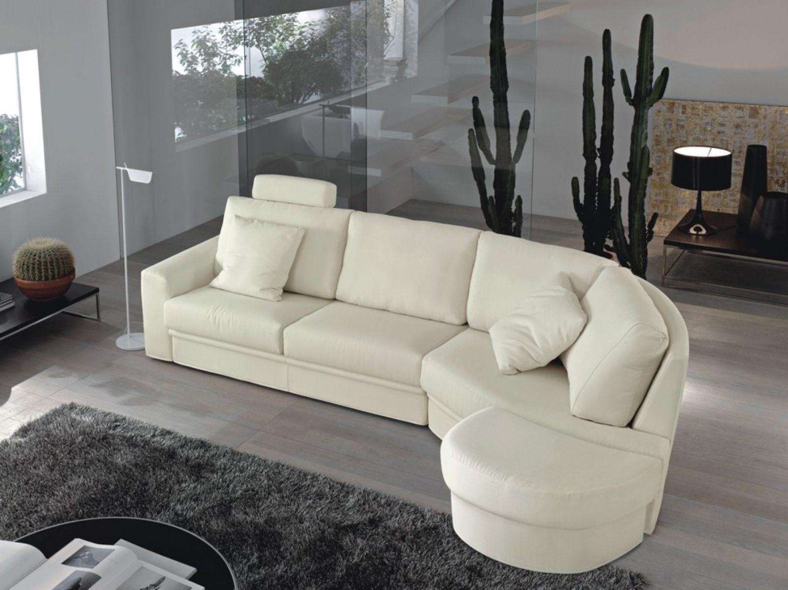Знатный мягкий угловой диван в интерьере