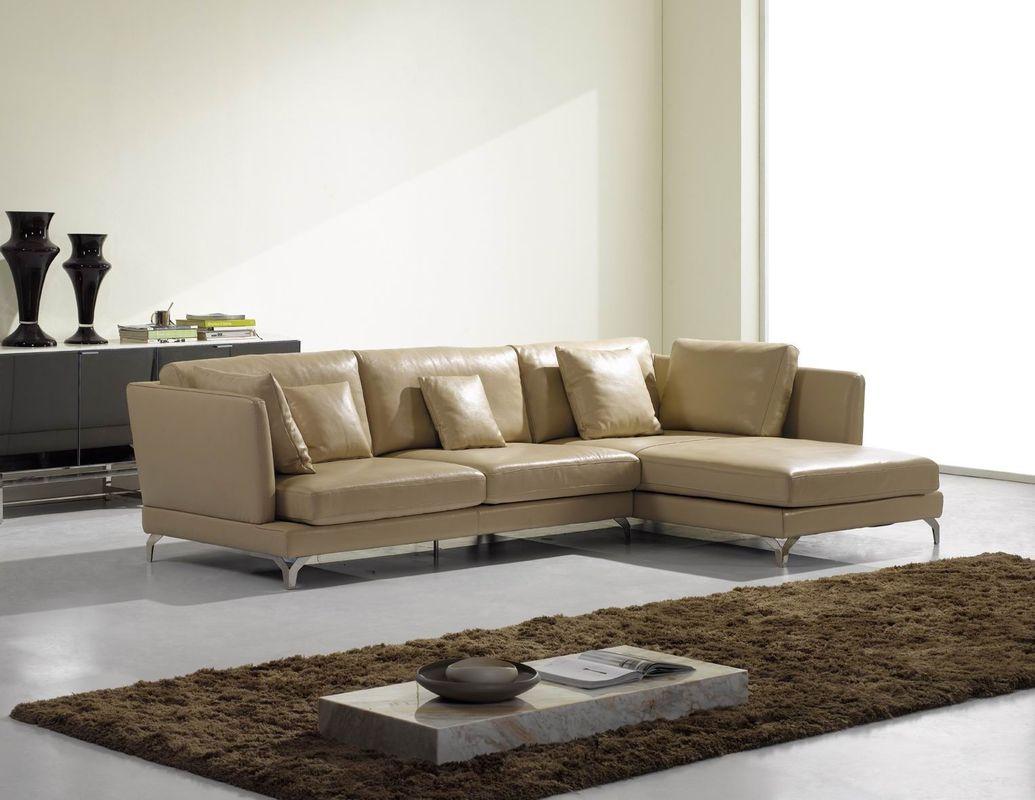Сногшибательный мягкий угловой диван в интерьере