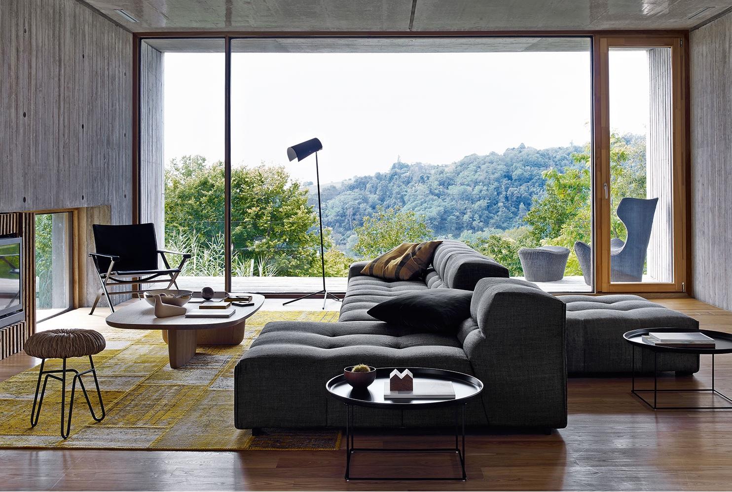 Итальянские дизайнеры мебели - мебель от BB Italia