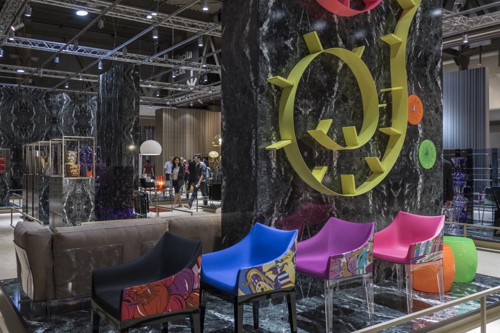 Итальянские дизайнеры мебели - мебель от Kartell Salone del Mobile