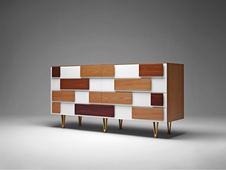 Итальянские дизайнеры мебели - мебель от Gio Ponti. Фото 2