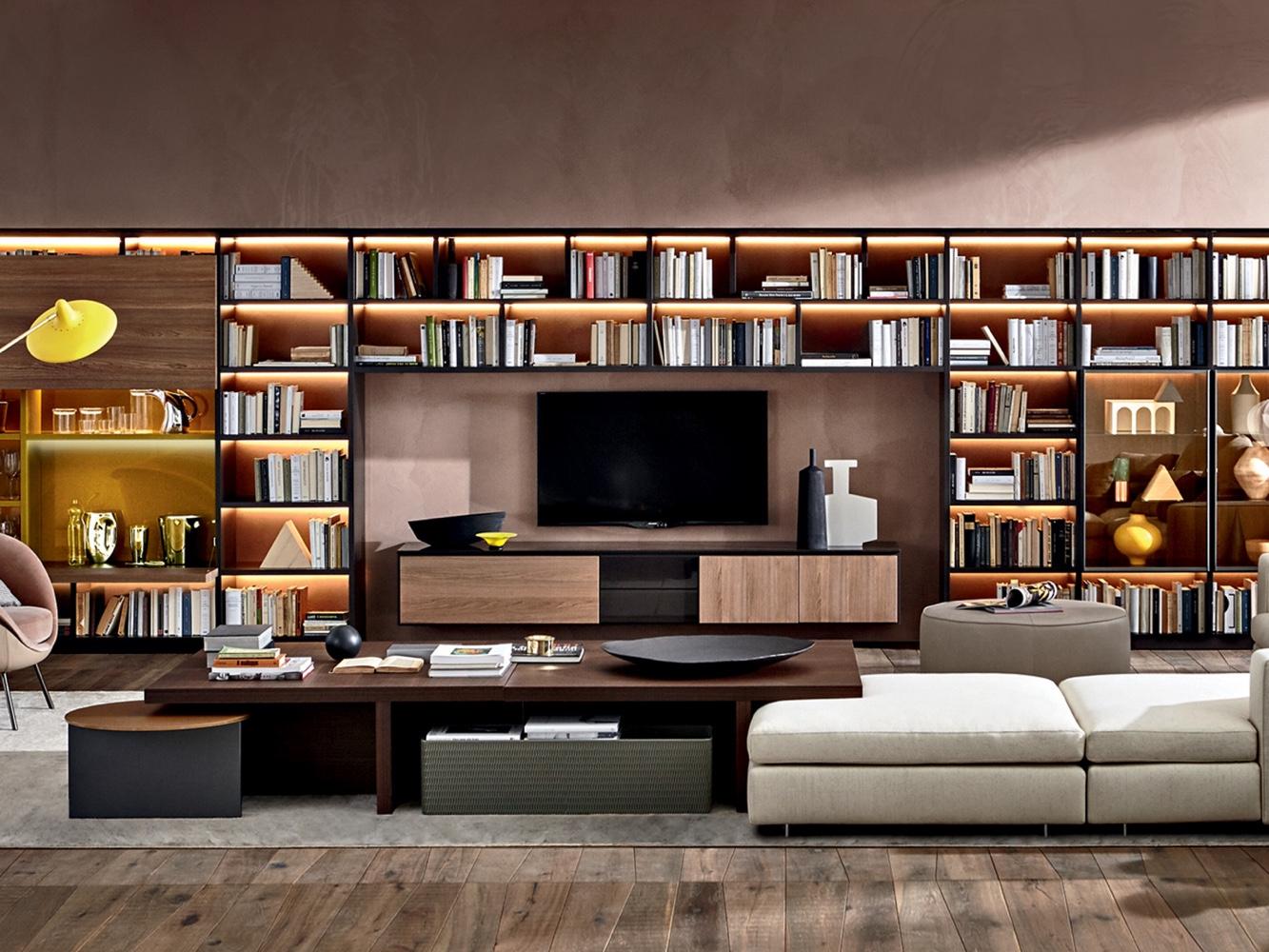 Итальянские дизайнеры мебели - мебель для гостиной