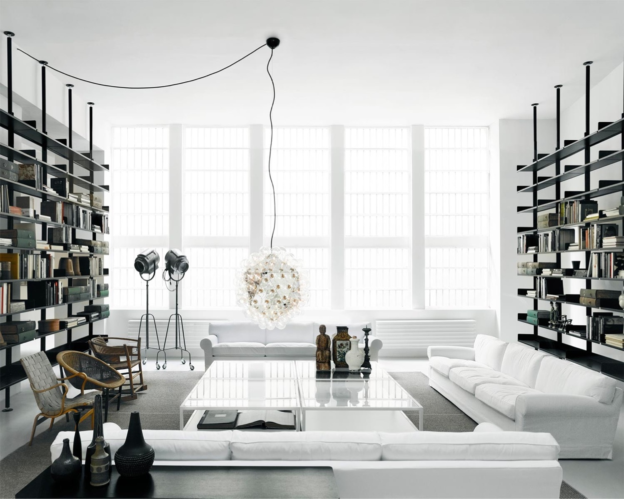 Итальянские дизайнеры мебели - мебель от De Padova Milan. Фото 1