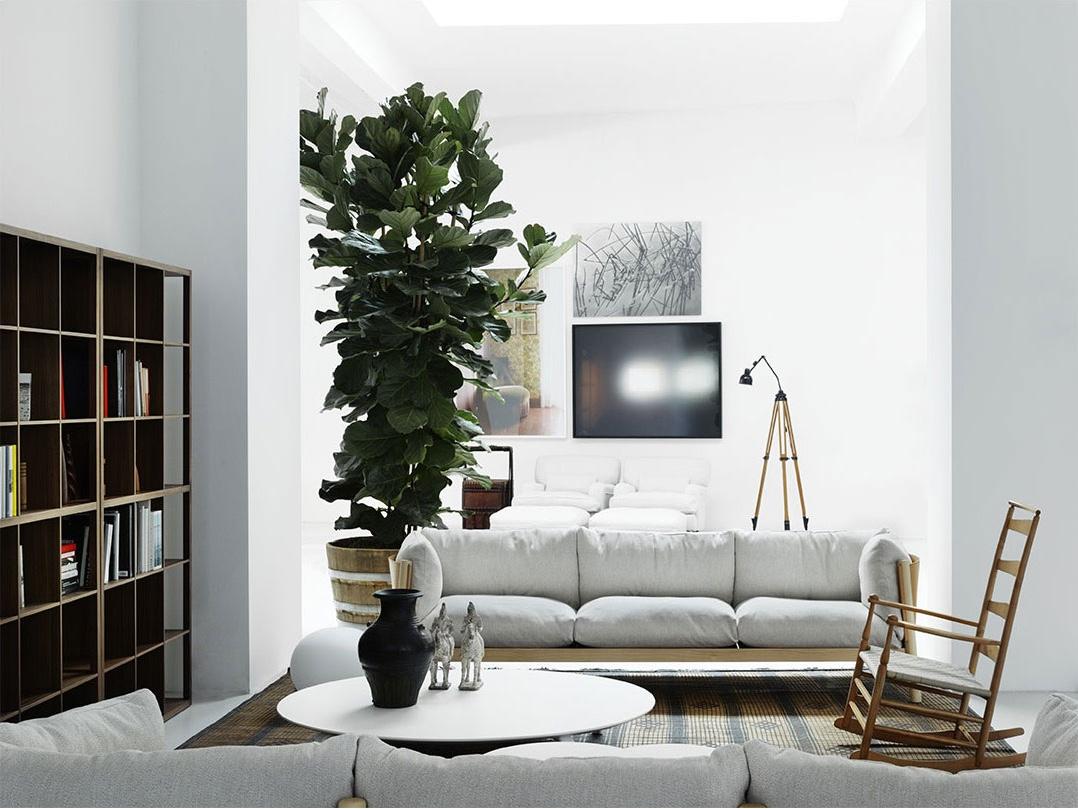 Итальянские дизайнеры мебели - мебель от De Padova Milan. Фото 2