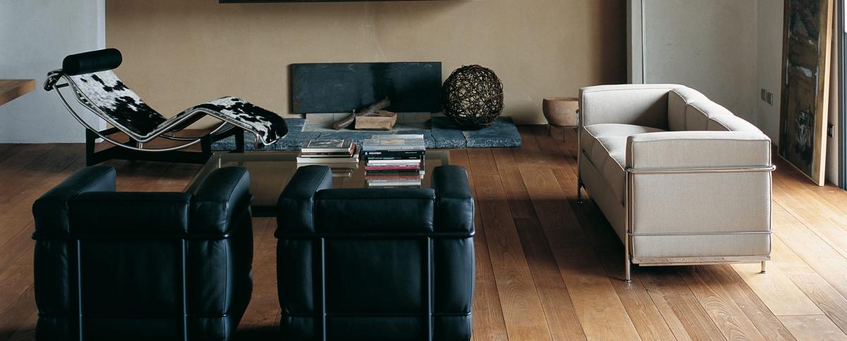 Итальянские дизайнеры мебели - мебель от Casssina LC. Фото 1