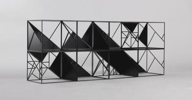 Стильная геометрия: модульная мебель