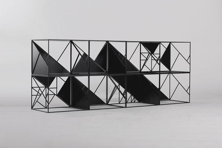 Модульная мебель от украинской студия дизайна ODESD2