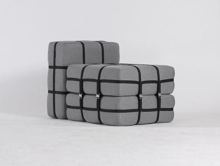 Оригинальная дизайнерская модульная мебель - Фото 6