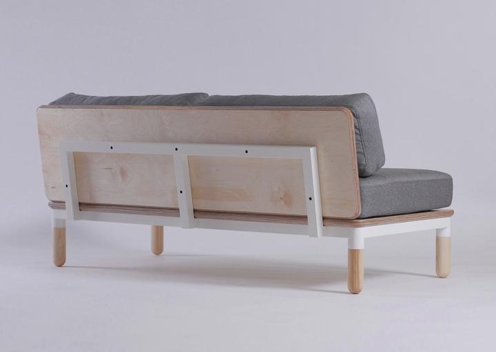 Оригинальная дизайнерская модульная мебель - Фото 11