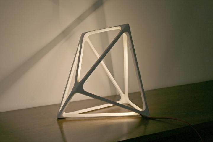 Лампа Molecula от Benjamin Migliore