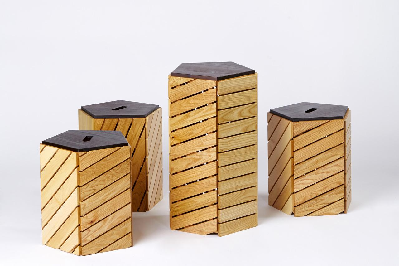 Молодёжный дизайн стульев от Эда Суона