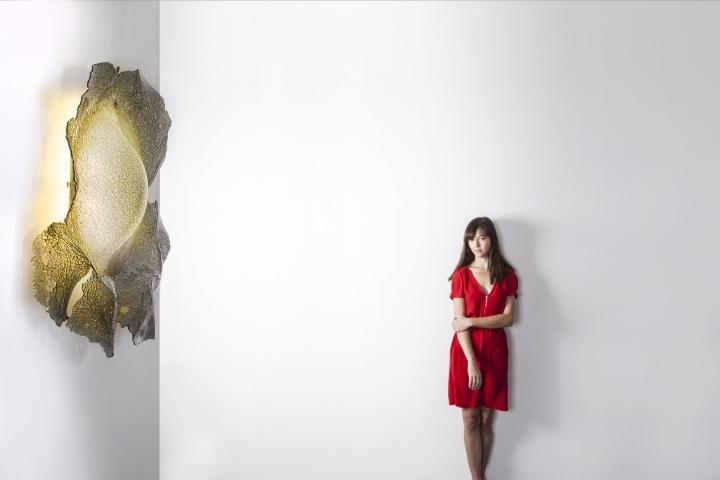 Уникальный светильник от Ira Rozhavsky