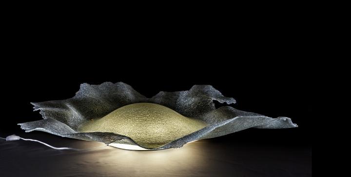 Креативный светильник от Ira Rozhavsky