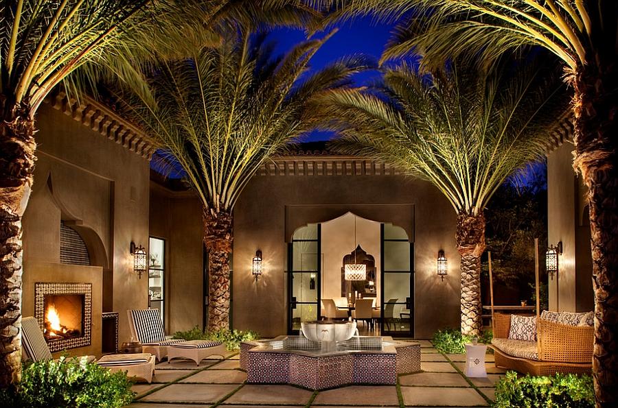 прямом дома в марокканском стиле фото компании: Институт