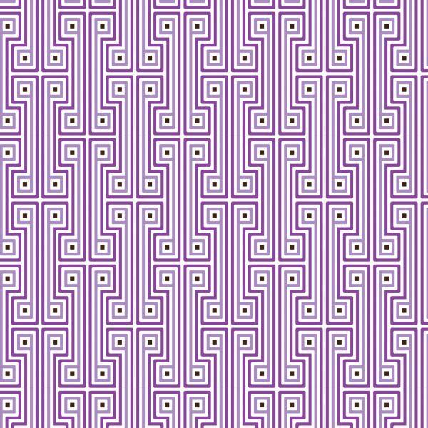 Орнамент в лиловых тонах