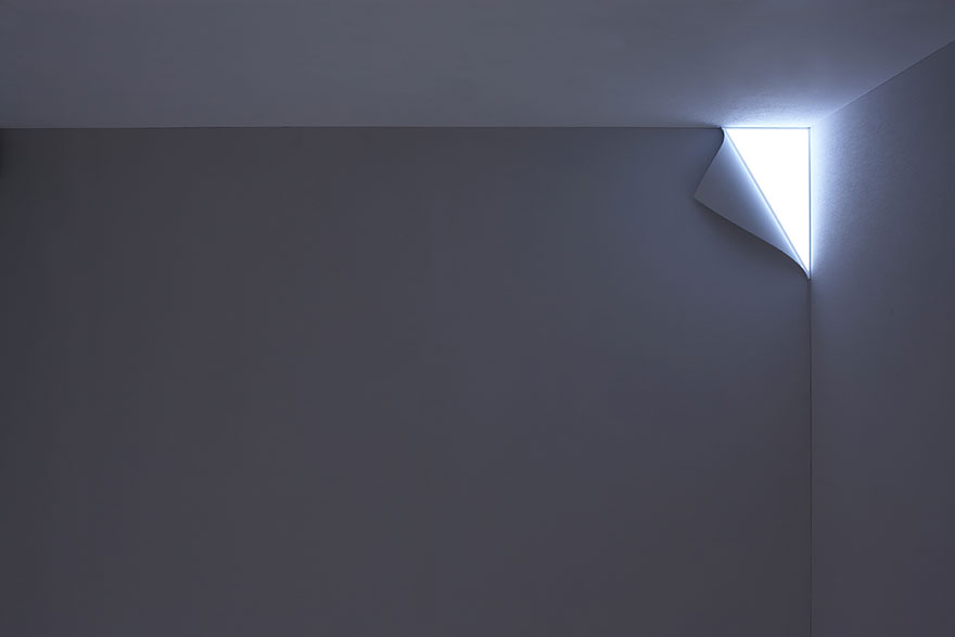 Красивый дизайнерский светильник