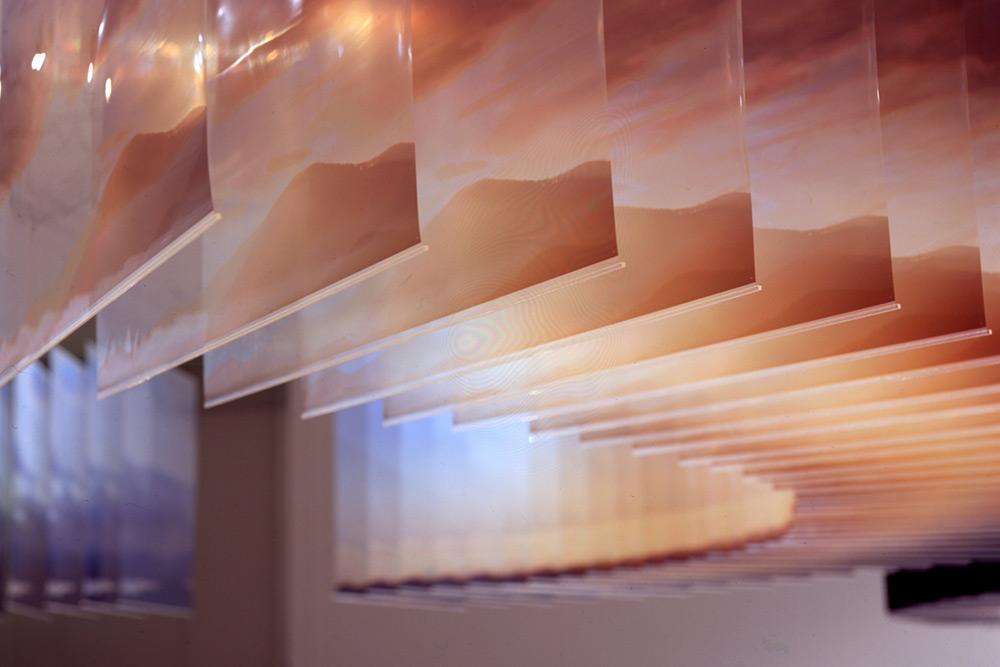 Слоистые рисунки: 3D инсталляции из фотографий от Нобухиро Наканиши