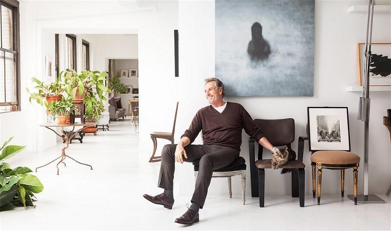 Начало карьеры дизайнера: Винсент Вульф