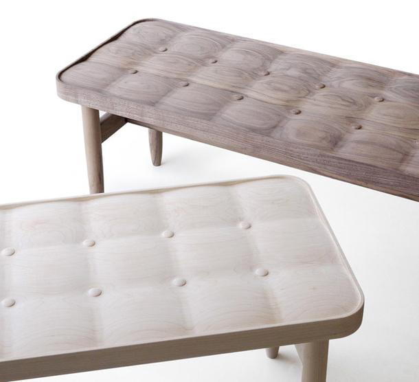 Красивый дизайн скамеек RU-ST007 от Ruskasa