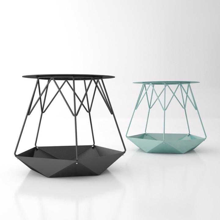 Креативные столики KRATER от Levantin Design