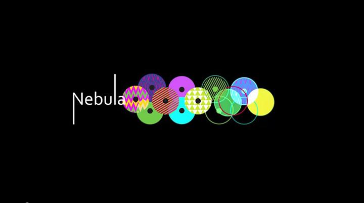 Изысканный стенд с велосипедным декором The Nebula