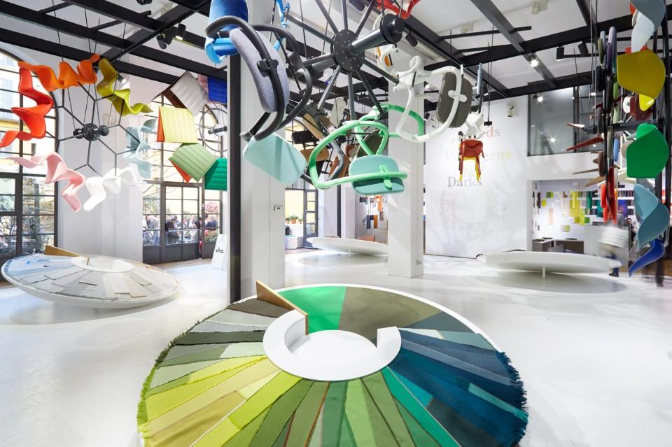 Необычное оформление выставки цветов в Милане - фото 3