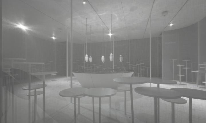 Интересное оформление выставки: фото Wireless 360 Audio