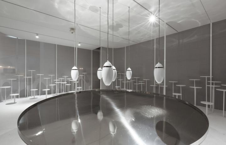 Интересное оформление выставки: фото продукта