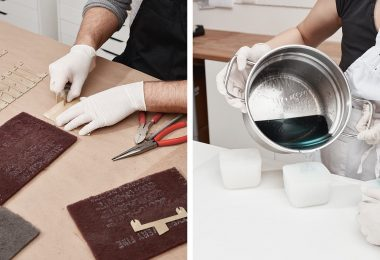 Дизайн мыла от Pelle